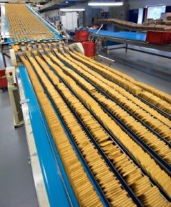 food in factory