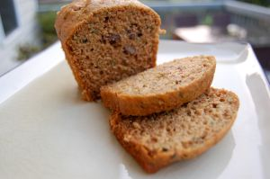 Recipe: Whole-Wheat Zucchini Bread - 100 Days of Real Food