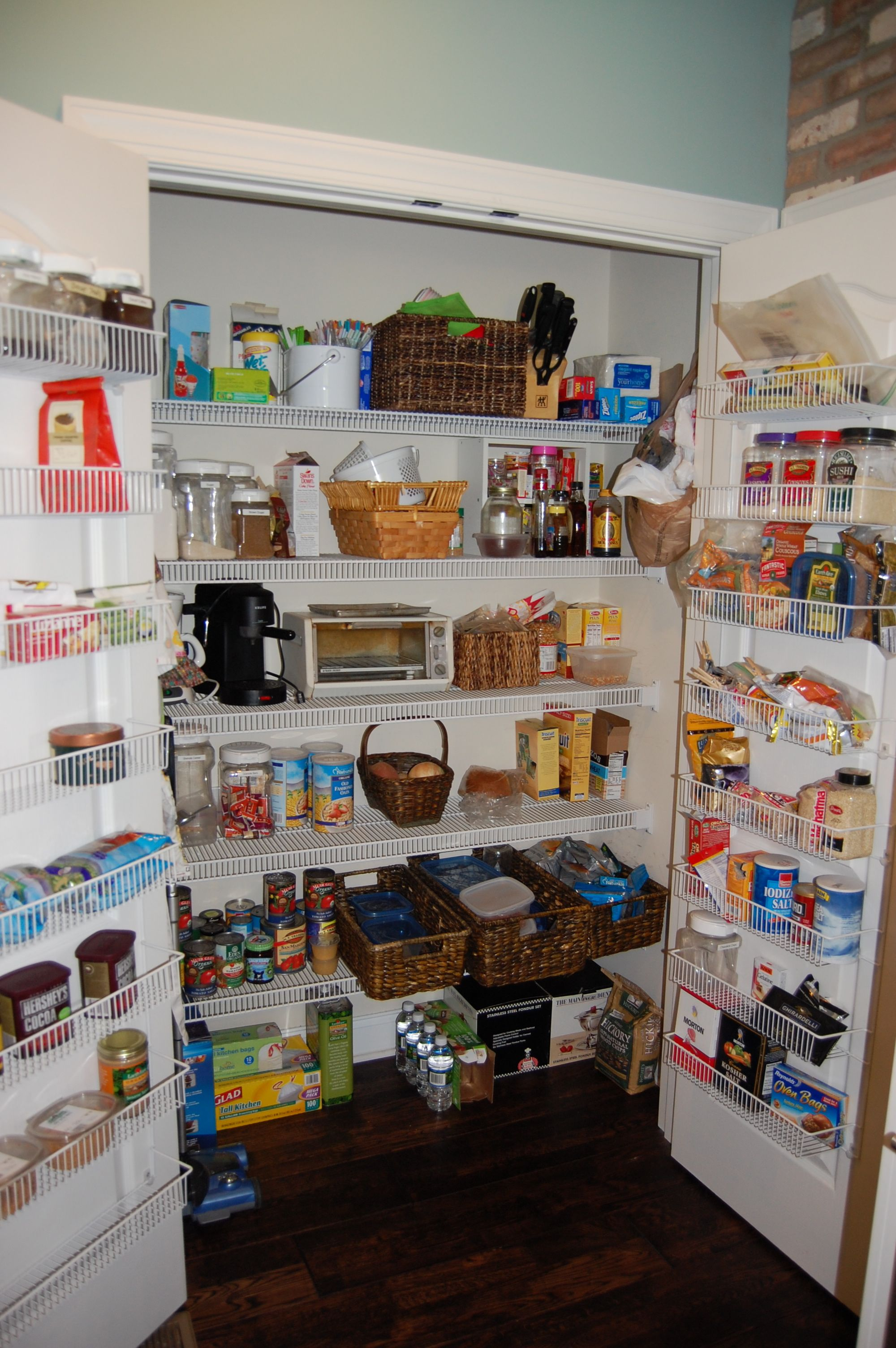 A Look Inside A Whole Foods Pantry 100 Days Of Real Food